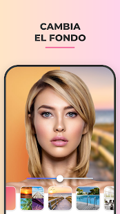 FaceApp: Editor facial, de maquillaje y belleza Screenshot