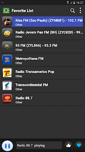 Radio Brazil -AM FM Online