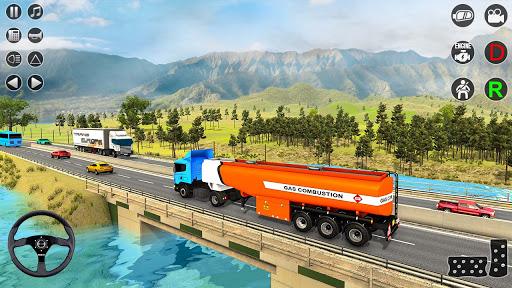 American truck driver simulator: USA Euro Truck Apkfinish screenshots 14