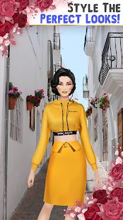 ガールズゴーゲーム-ドレスアップとビューティースタイリストガール