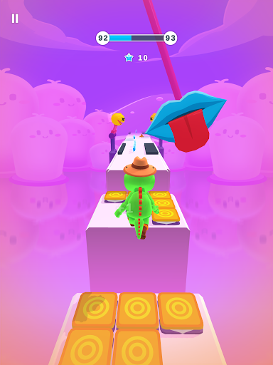Pixel Rush - Epic Obstacle Course Game android2mod screenshots 18
