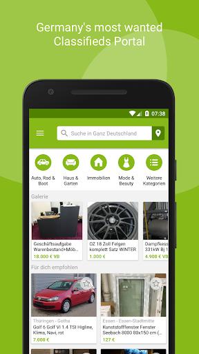 eBay Kleinanzeigen for Germany 11.15.0 Screenshots 1