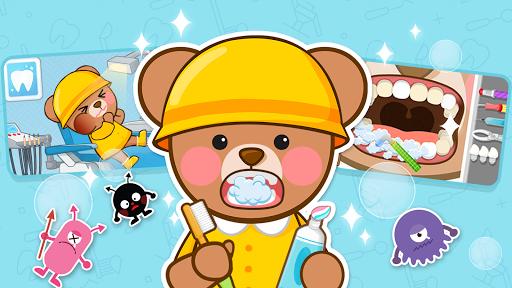 Kids Dentist - baby doctor game 1.0.5 screenshots 1