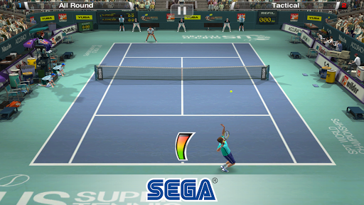 Virtua Tennis Challenge 1.4.4 Screenshots 2