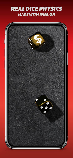 Phone Diceu2122 Free Social Dice Game android2mod screenshots 1