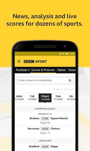 BBC Sport - News & Live Scores apktram screenshots 5