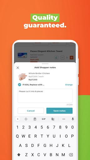 HappyFresh - Grocery & Food Delivery Online 3.39.1 Screenshots 7