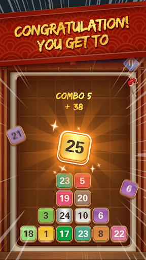 Zen Merge - Drag n Merge Block Game  screenshots 2