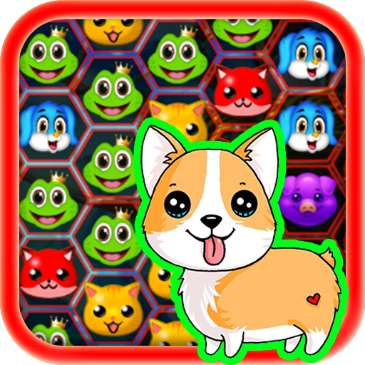 Baixar Pet Puzzle Paradise – Line Match 3 Game para Android