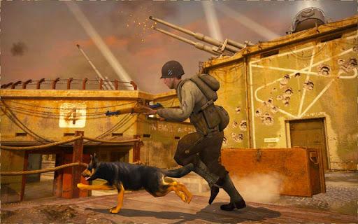 Call of Glory: WW2 Military Commando TPS Game  screenshots 2