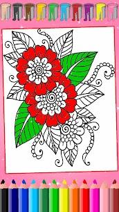 Çiçek Boyama Apk İndir 5
