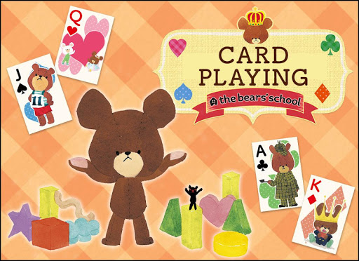 Card Playing the bears' school apkmr screenshots 8