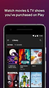 Google Play Movies & TV 4