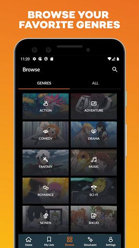 Crunchyroll  screenshots 4