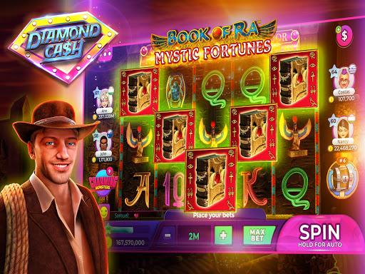 Diamond Cash Slots Casino: Las Vegas Slot Games  screenshots 19