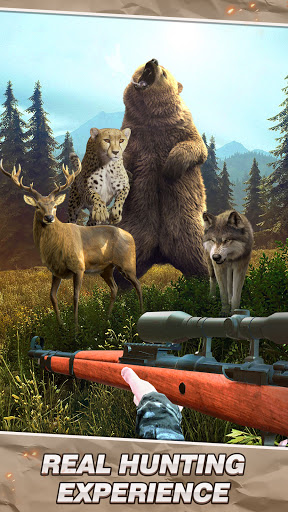 Hunting World: Deer Hunter Sniper Shooting modiapk screenshots 1
