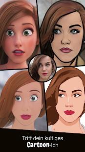 ToonMe – Foto-Editor: Ein Cartoon von sich selbst Screenshot