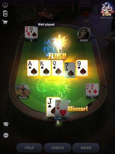 Holdem or Foldem - Poker Texas Holdem 1.3.0 Screenshots 6