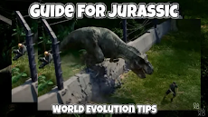 Jurassic World Evolution Guide - Free Jurassic Tipのおすすめ画像2