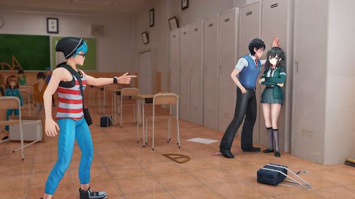 High School Bully Gang: Karate Fighting Game  screenshots 2