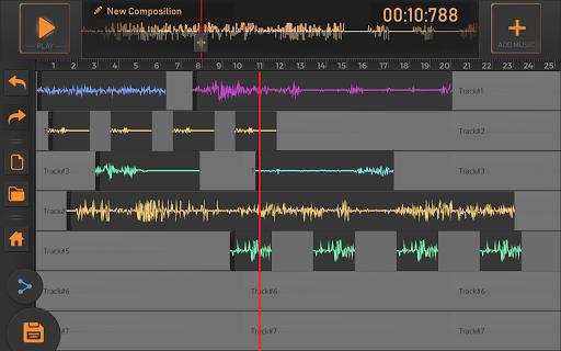 Song Maker - Free Music Mixer  Screenshots 7