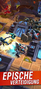 Defenders 2 TD: Turmverteidigung Strategiespiele Capture d'écran