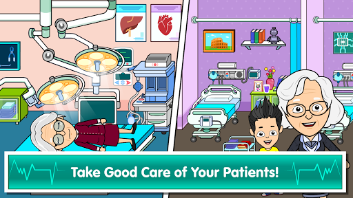 My Tizi Town Hospital - Doctor Games for Kids ud83cudfe5 1.1 Screenshots 7