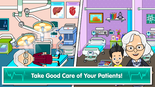 My Tizi Town Hospital – Doctor Games for Kids 🏥 7