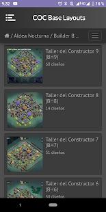Base Layouts for COC screenshots 5