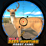 Wild Deer Hunting Robot FPS Shooting Games app apk icon