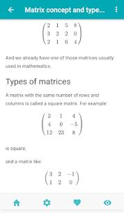 Free Math theory 4