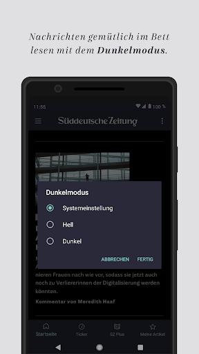 SZ.de - Nachrichten - Süddeutsche Zeitung  screenshots 11