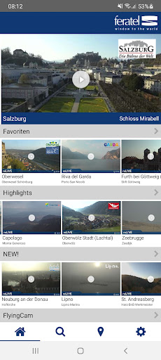 feratel webcams  screenshots 1