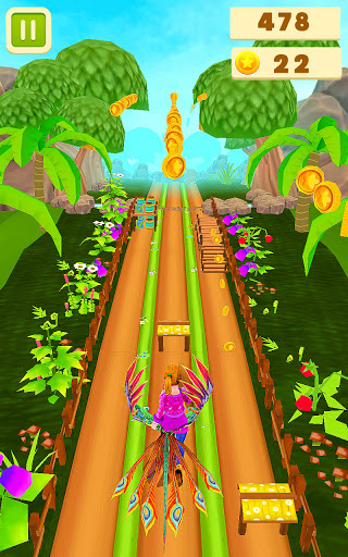 Royal Princess Island Run - Princess Runner Games 3.8 screenshots 8
