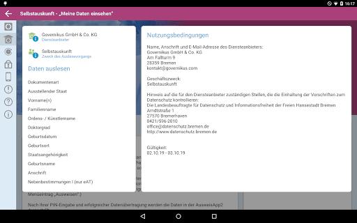 AusweisApp2 1.20.2 screenshots 12