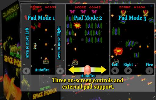 Retro Space Phoenix screenshots 21
