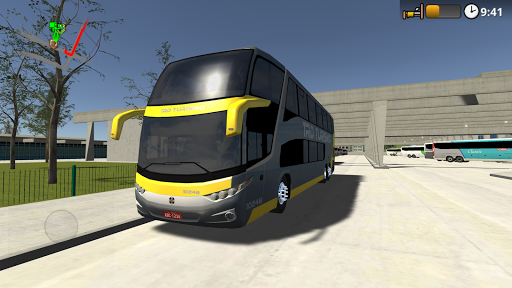 The Road Driver - Truck and Bus Simulator  screenshots 2