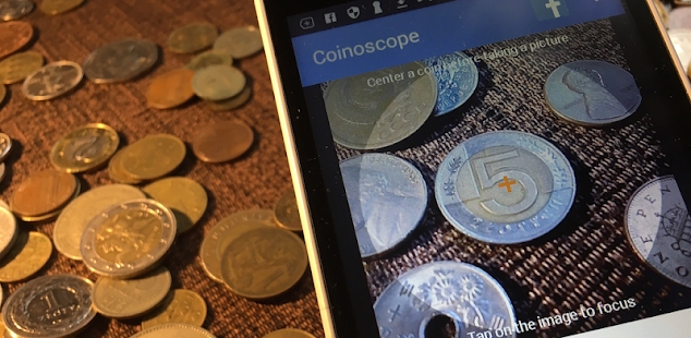coinoscope: identify coin by image hack