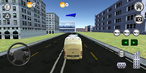 Bus Game Simulator Driving  screenshots 11