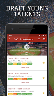 Astonishing Baseball Manager 2019