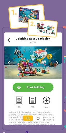 LEGOu00ae Building Instructions apkdebit screenshots 12