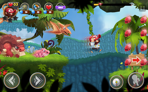 Super Jungle Jump 1.11.5032 screenshots 11