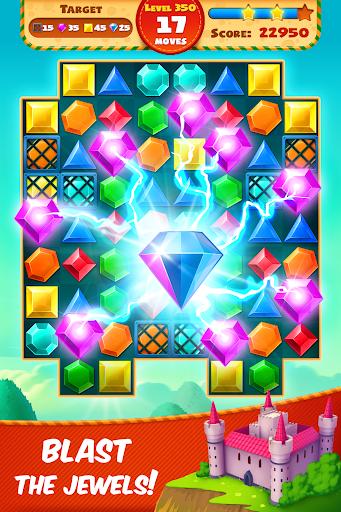 Jewel Empire : Quest & Match 3 Puzzle 3.1.22 Screenshots 10