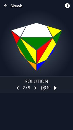 Cube Solver  screenshots 4