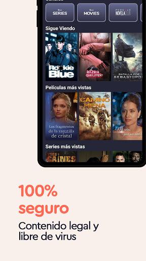 VIX - CINE. TV. GRATIS. apktram screenshots 4