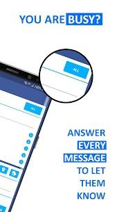 AutoResponder for FB Messenger – Auto Reply Bot 2