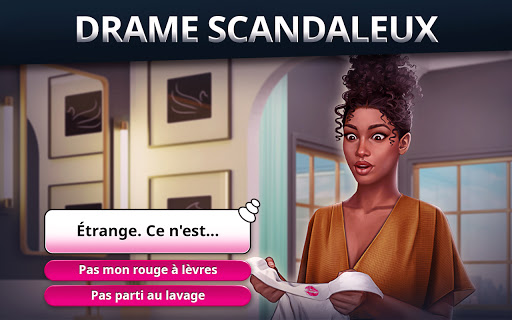 Code Triche Tabou Stories : Épisodes Amour (Astuce) APK MOD screenshots 3