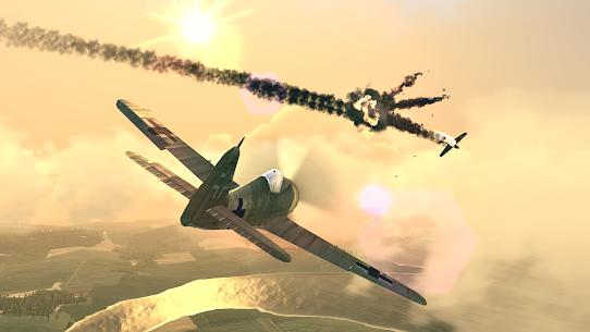 Warplanes: WW2 Dogfight MOD APK (Premium Unlocked) Download 2