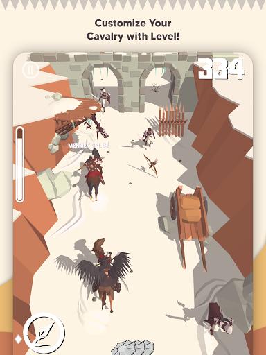 Ride to Victory - Ottoman War Endless Run 1.5.0 screenshots 16