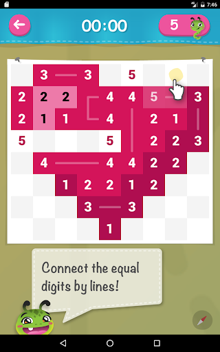 Link-a-Pix,  Picture Path Number Puzzle 1.14.82 screenshots 11